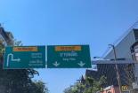 เตรียมขึ้นสะพานกรุงธนหรืออีกชื่อคือสะพานซังฮี้