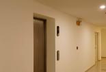 โถงลิฟท์ชั้นพักอาศัย